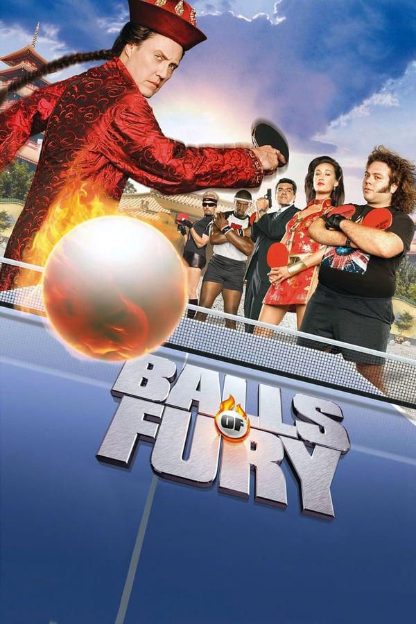 მძვინვარების ბურთები / Balls of Fury