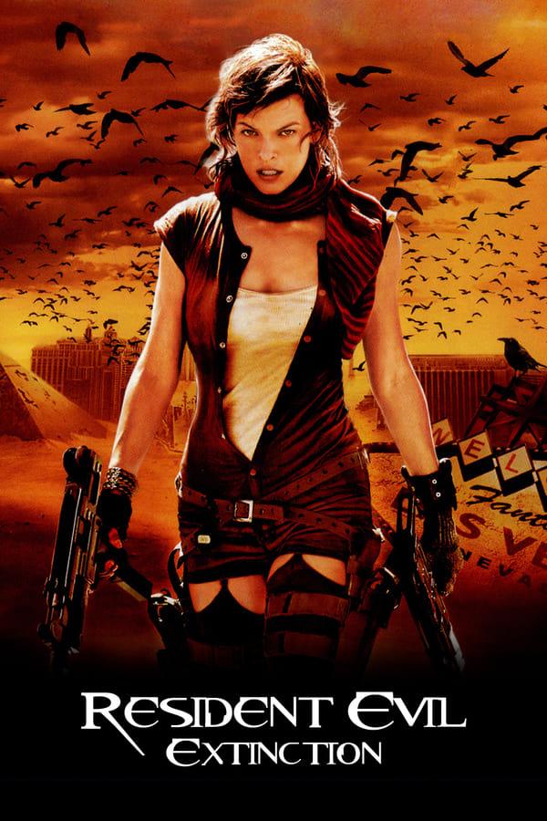 ბოროტების სავანე 3 / Resident Evil: Extinction