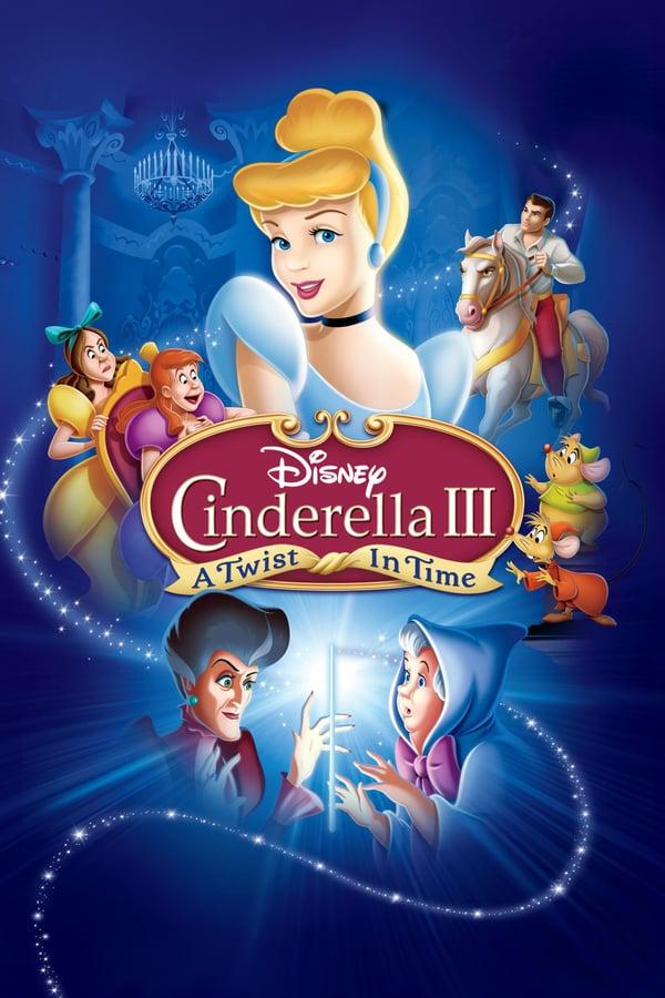 კონკია 3 / Cinderella 3: A Twist in Time