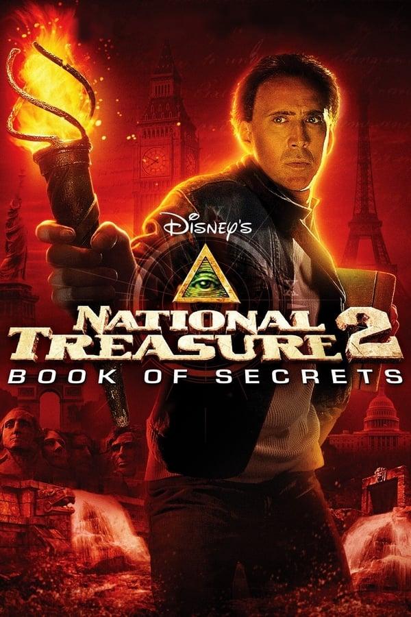 ეროვნული საგანძური: საიდუმლო წიგნი / National Treasure: Book of Secrets