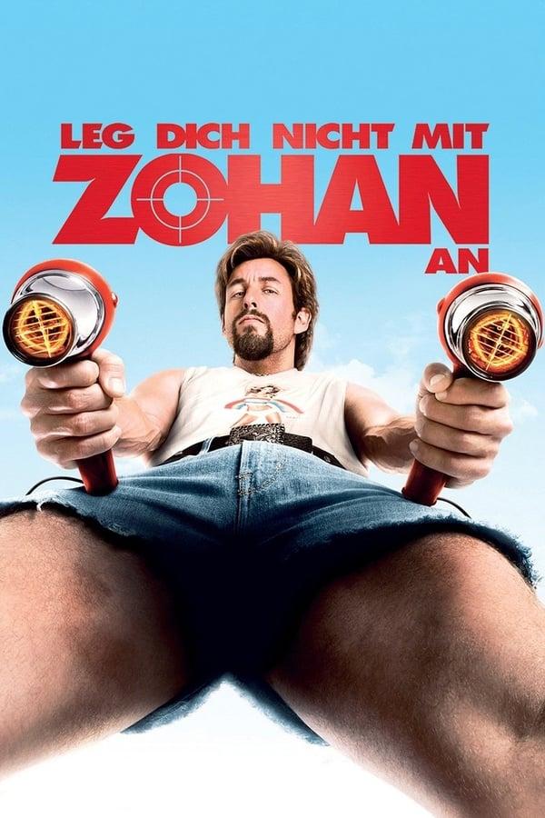 ნუ ეხუმრებით ზოჰანს / You Don't Mess with the Zohan