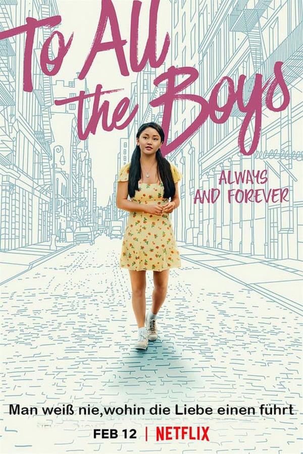 ყველა ბიჭს: ყოველთვის და სამუდამოდ / To All the Boys: Always and Forever
