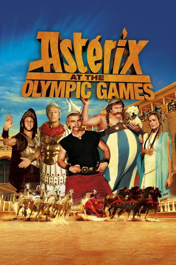 ასტერიქსი ოლიპმიურ თამაშებზე / Asterix at the Olympic Games