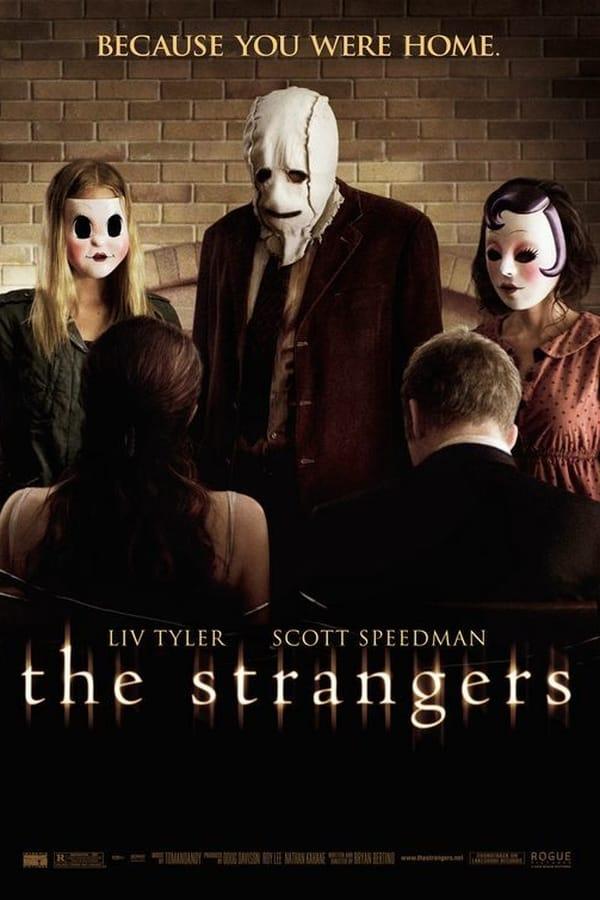 უცნობები / The Strangers