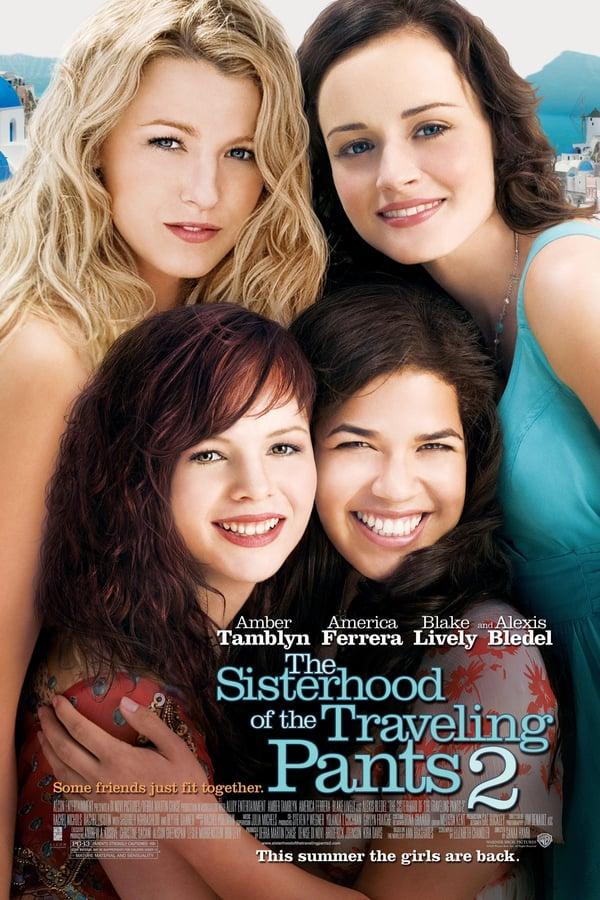 ჯინსის შარვალი - თილისმა 2 / The Sisterhood of the Traveling Pants 2