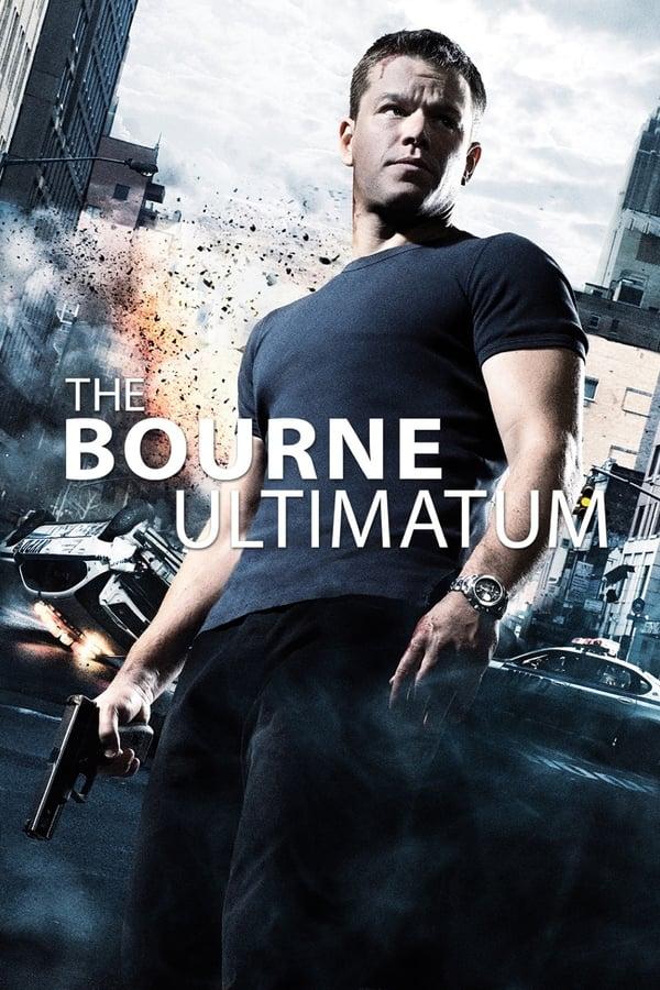 ბორნის ულტიმატუმი / The Bourne Ultimatum