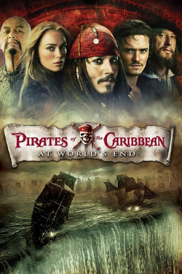კარიბის ზღვის მეკობრეები: სამყაროს დასალიერში / Pirates of the Caribbean: At World's End
