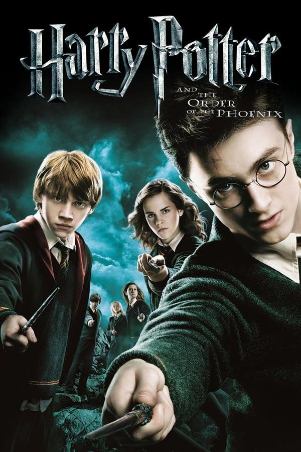 ჰარი პოტერი და ფენიქსის ორდენი / Harry Potter and the Order of the Phoenix