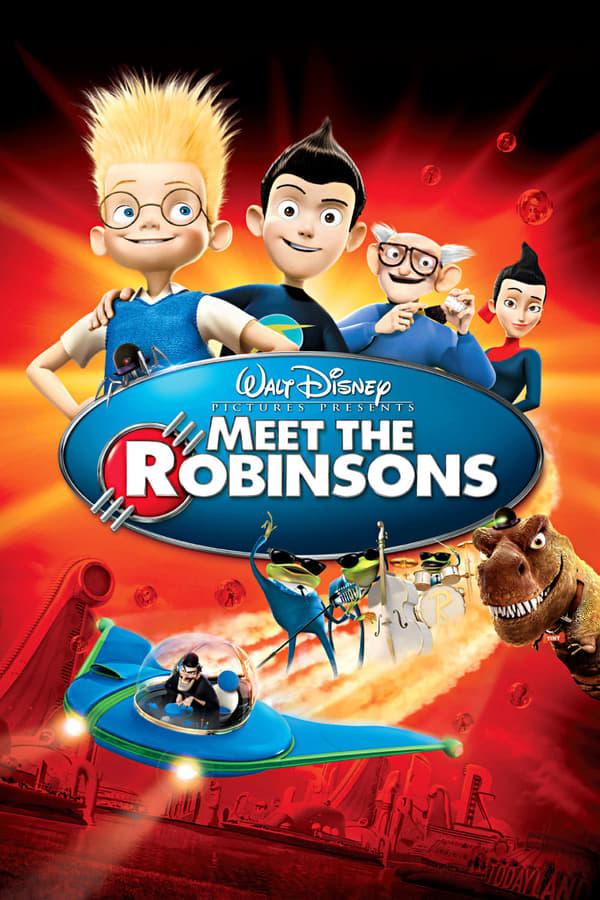 შეხვედრა რობინსონებთან / Meet the Robinsons