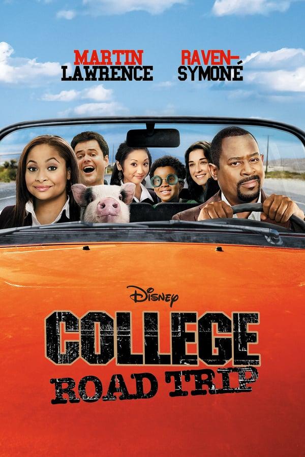 მოგზაურობა კოლეჯის ასარჩევად / College Road Trip