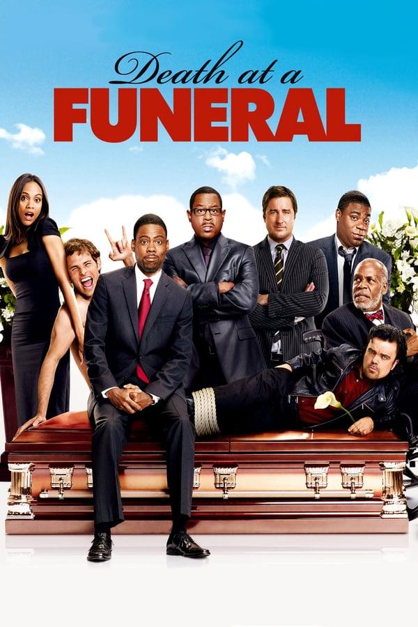 სიკვდილი დაკრძალვაზე / Death at a Funeral