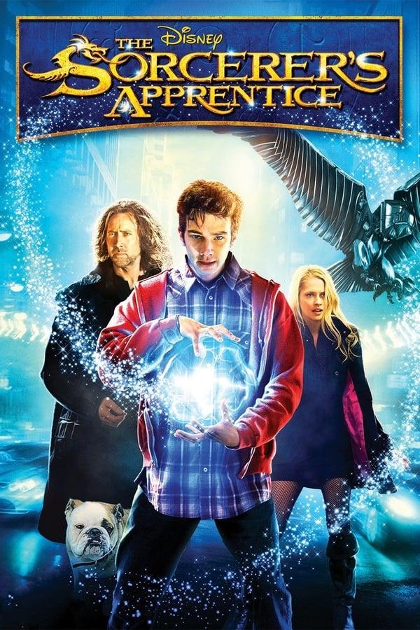 ჯადოქრის მოწაფე / The Sorcerer's Apprentice