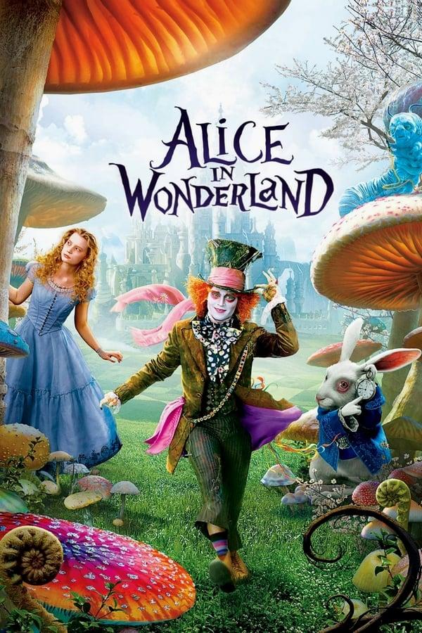 ელისი საოცრებათა ქვეყანაში / Alice in Wonderland