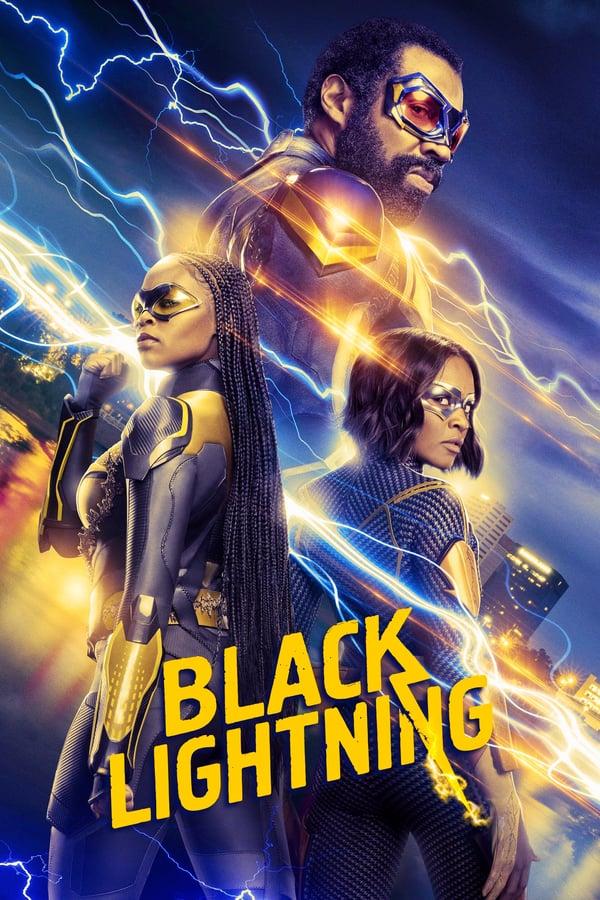 შავი ელვა / Black Lightning