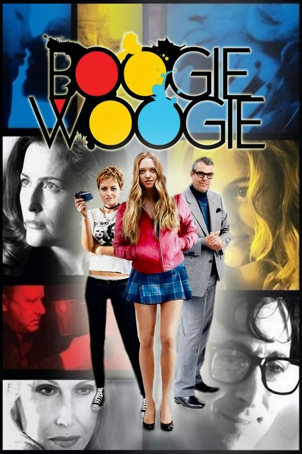 ბუგი ვუგი / Boogie Woogie