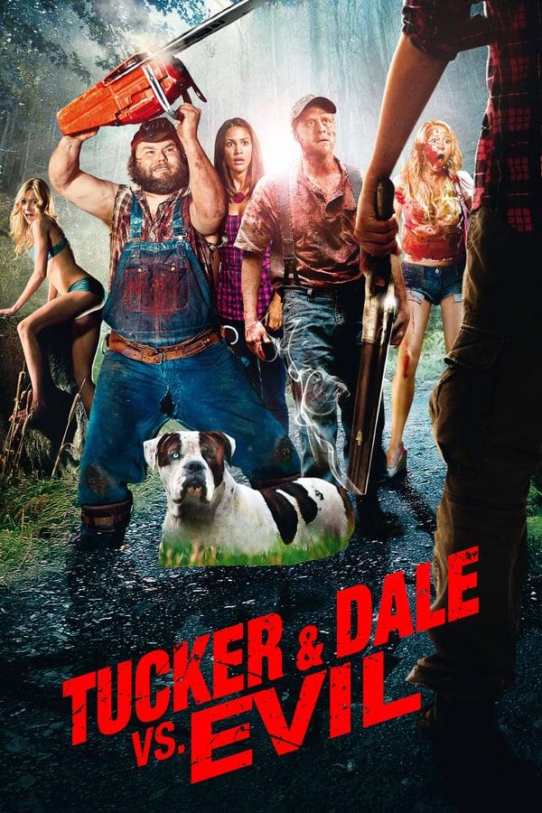 ტაკერი და დეილი ეშმაკის წინააღმდეგ / Tucker and Dale vs Evil