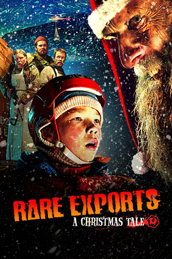 სანტა გასაყიდად / Rare Exports