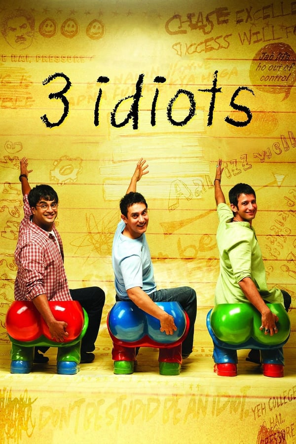 3 იდიოტი / 3 Idiots
