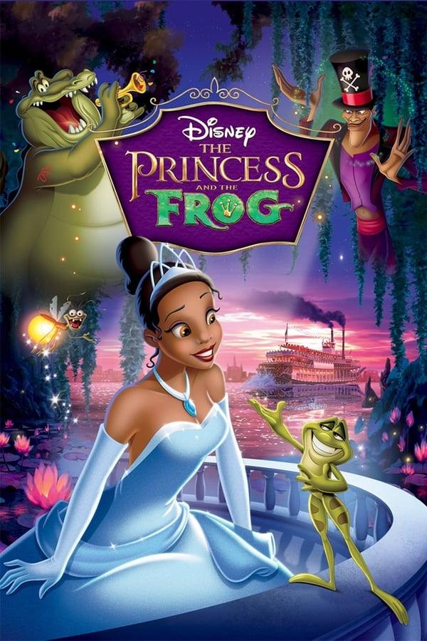 პრინცესა და ბაყაყი / The Princess and the Frog