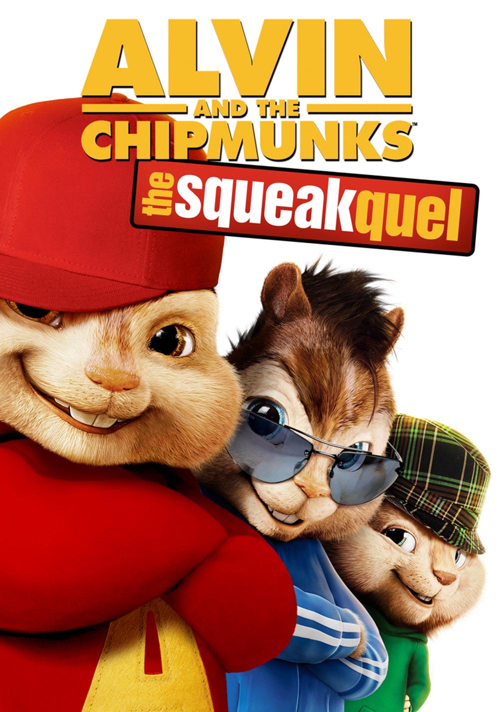 ელვინი და თახვები 2 / Alvin and the Chipmunks: The Squeakquel