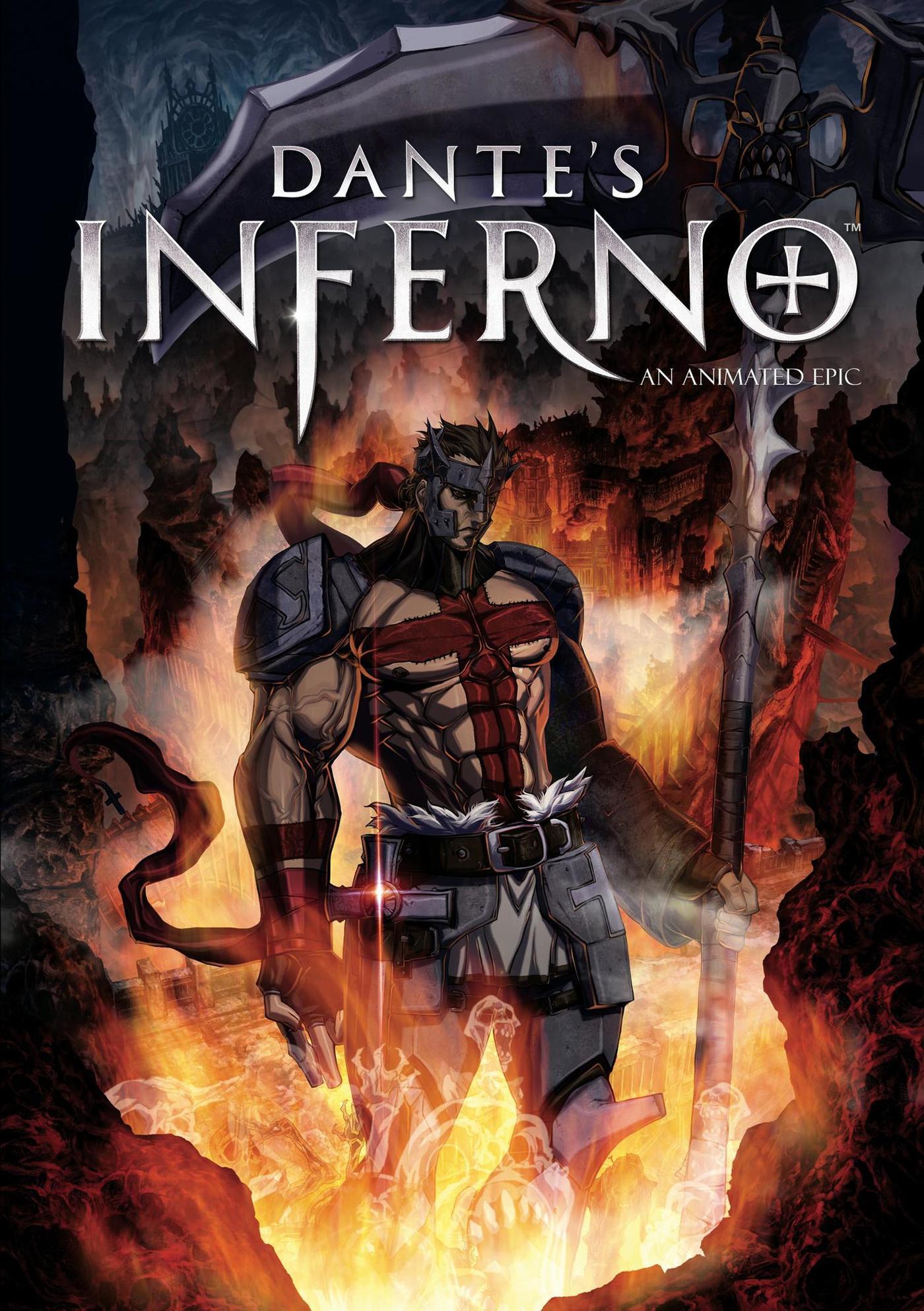 დანტეს ჯოჯოხეთი / Dante's Inferno: An Animated Epic
