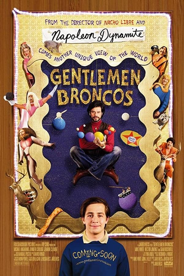 ჯელტმენი ბრონკო / Gentlemen Broncos