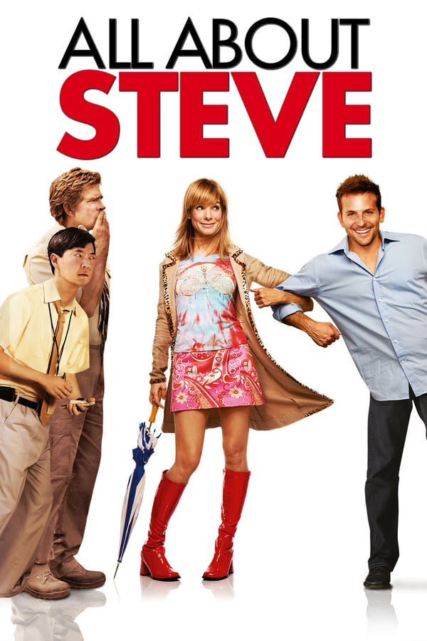 ყველაფერი სტივის შესახებ / All About Steve