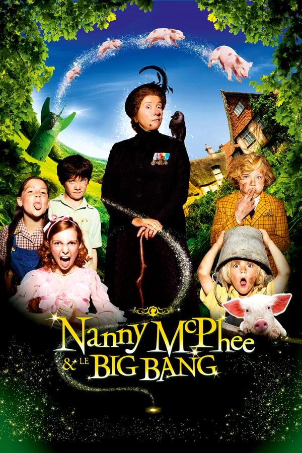 ძიძა მაკფის დაბრუნება / Nanny McPhee and the Big Bang