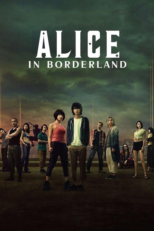 ალისა საზღვართან / Alice in Borderland
