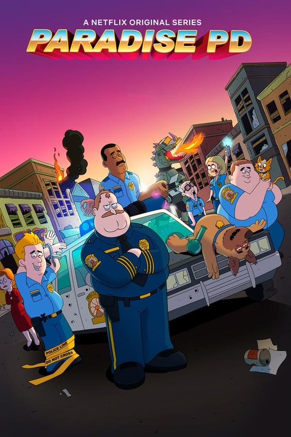 ფარადაისის პოლიცია / Paradise PD