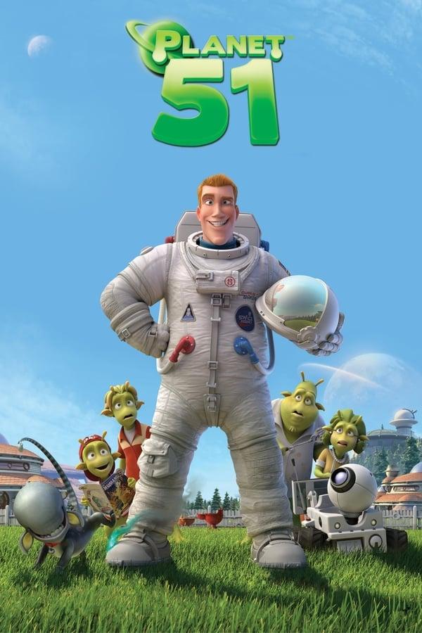 პლანეტა 51 / Planet 51