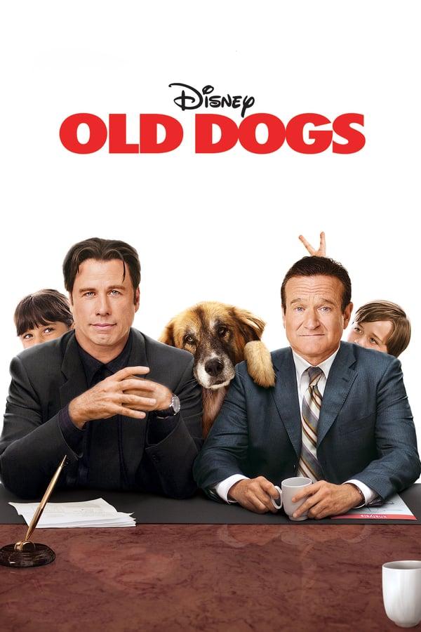 ბებერი ძაღლები / Old Dogs