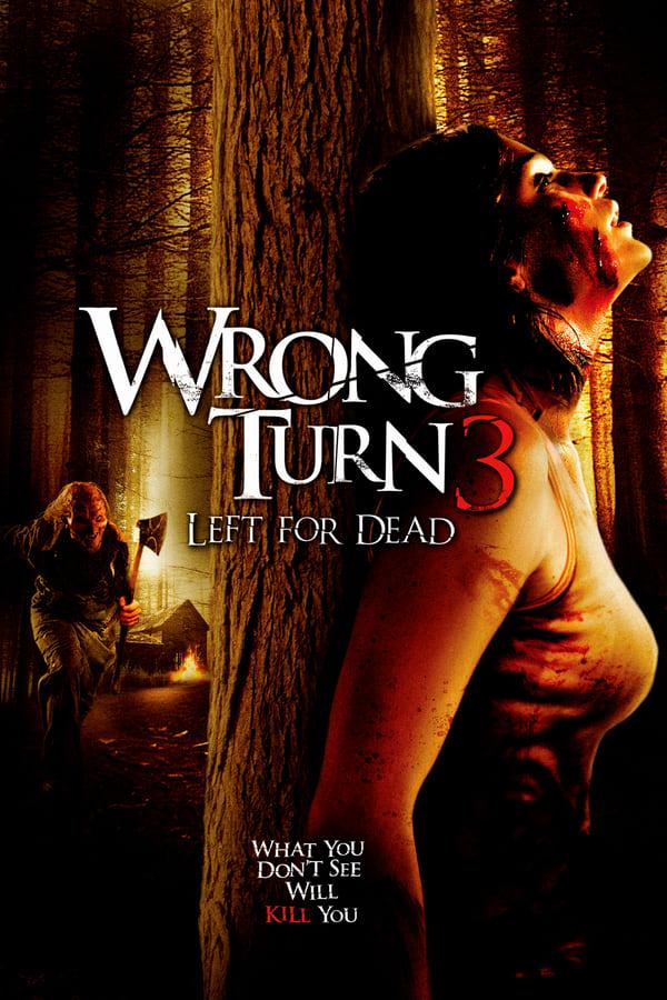მცდარი მოსახვევი 3 / Wrong Turn 3: Left for Dead