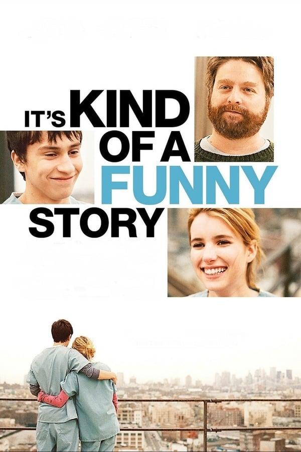 ეს ამბავი ძალიან სახალისოა / It's Kind of a Funny Story