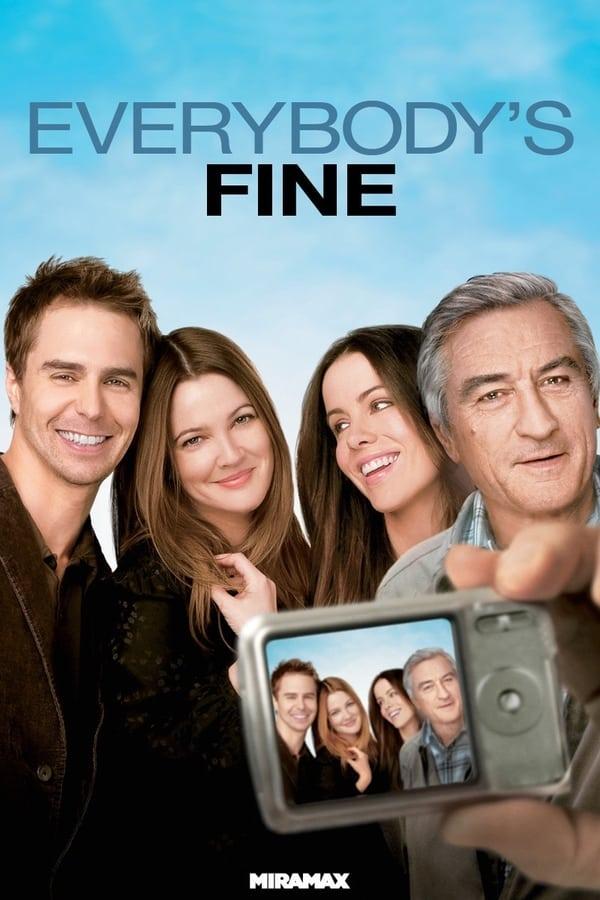 ყველა კარგად არის / Everybody's Fine
