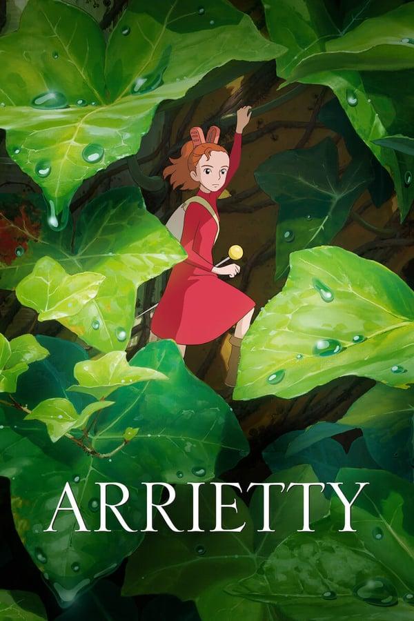 არიეტის საიდუმლო სამყარო / The Secret World of Arrietty