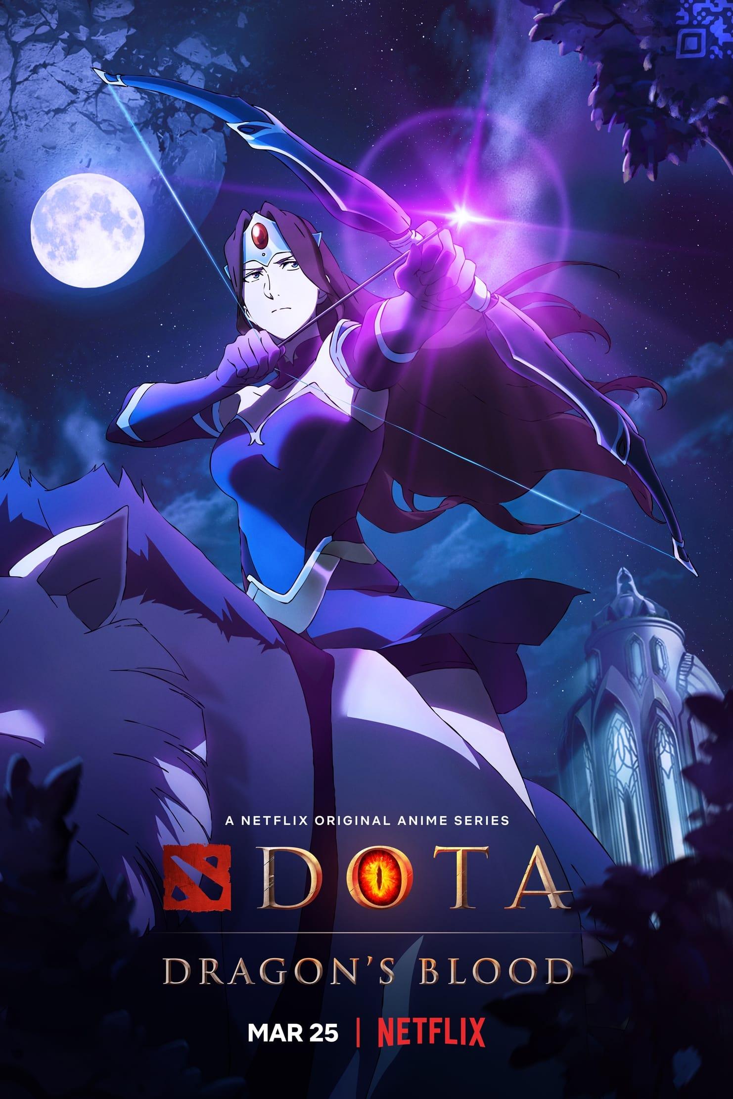 DOTA: დრაკონის სისხლი / Dota: Dragon Blood