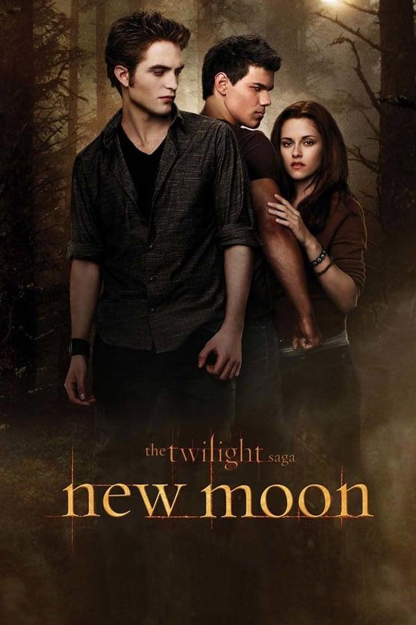 ბინდის საგა: ახალი მთვარე / The Twilight Saga: New Moon