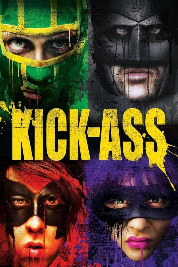 გაჩუმდი და იმოქმედე / Kick-Ass