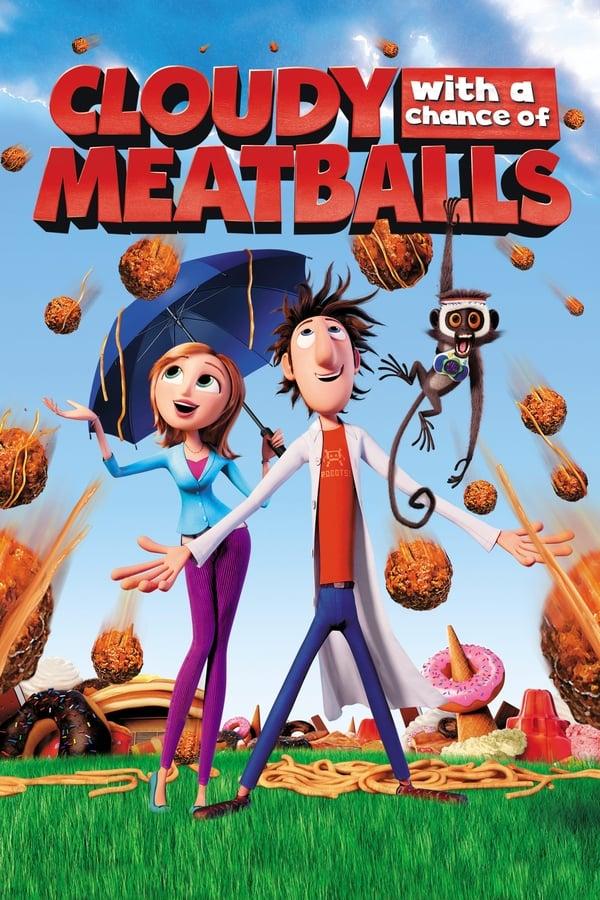 მოღრუბლულობა, შესაძლოა ნალექი გუფთების სახით / Cloudy with a Chance of Meatballs