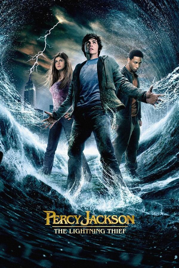 პერსი ჯექსონი და ოლიმპოელები: მეხის ქურდი / Percy Jackson & the Olympians: The Lightning Thief
