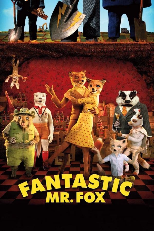 შეუდარებელი მისტერ ფოქსი / Fantastic Mr. Fox