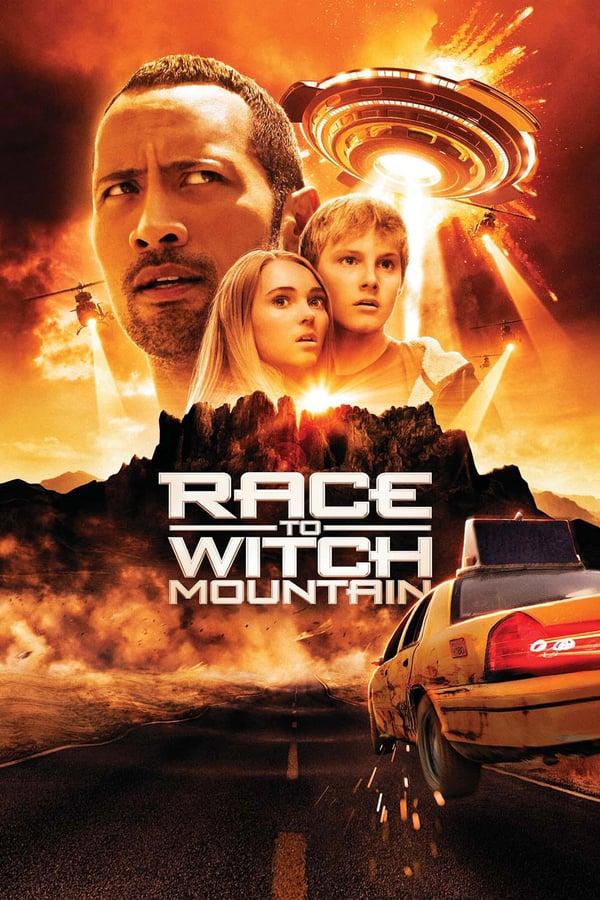 ალქაჯის მთაზე ასვლა / Race to Witch Mountain