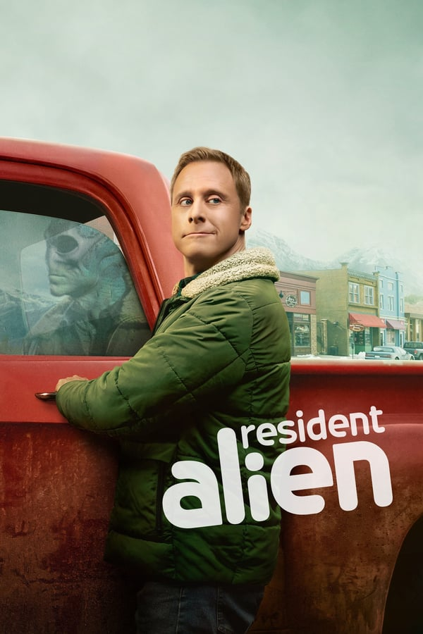 ადგილობრივი უცხოპლანეტელი / Resident Alien