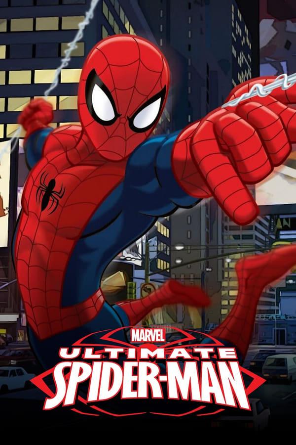 სრულყოფილი ადამიანი-ობობა / Ultimate Spider-Man