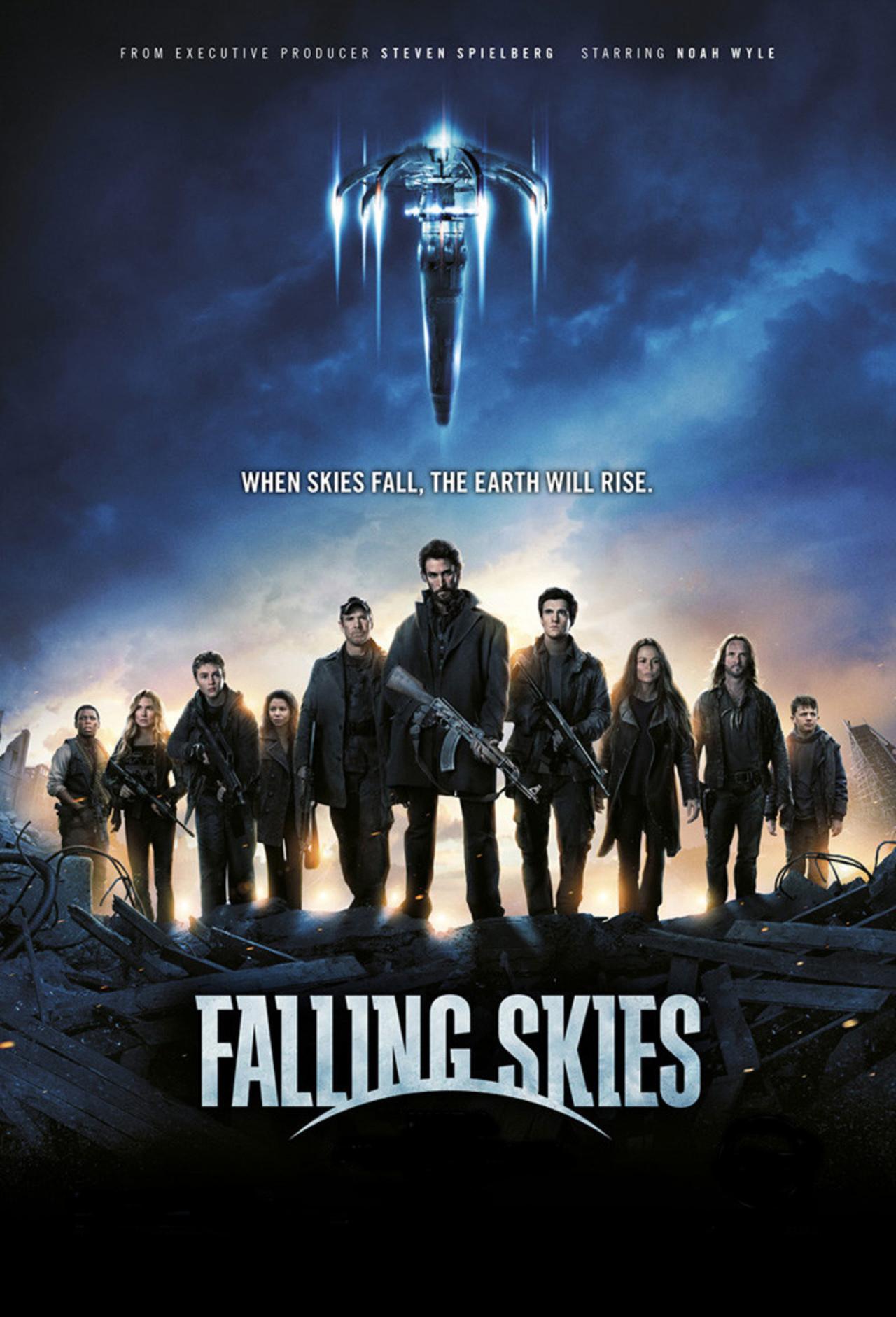 ზეციდან ჩამოსულები / Falling Skies