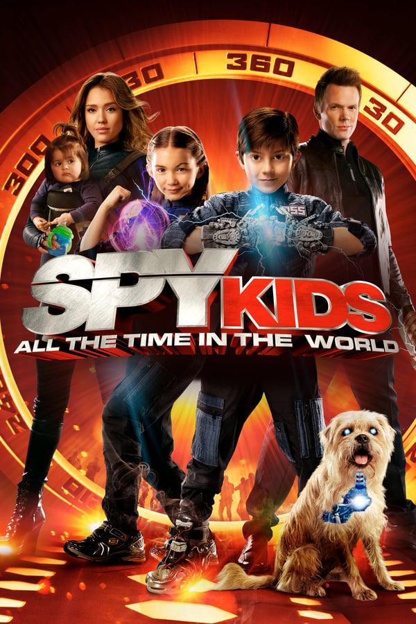 ჯაშუში ბავშვები 4 / Spy Kids: All the Time in the World in 4D