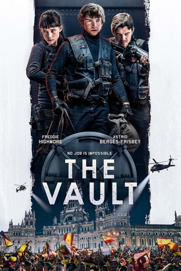 საცავი / The Vault
