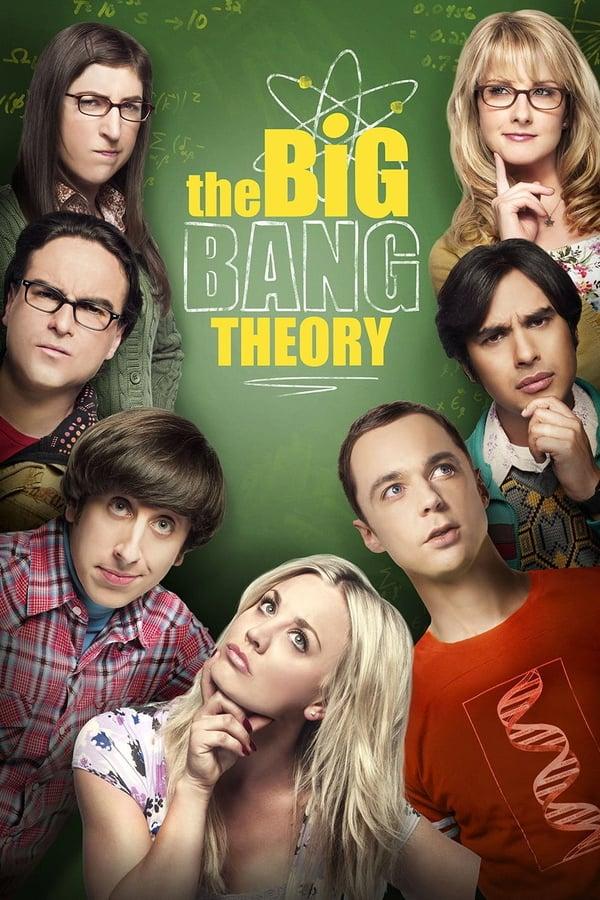 დიდი აფეთქების თეორია / The Big Bang Theory