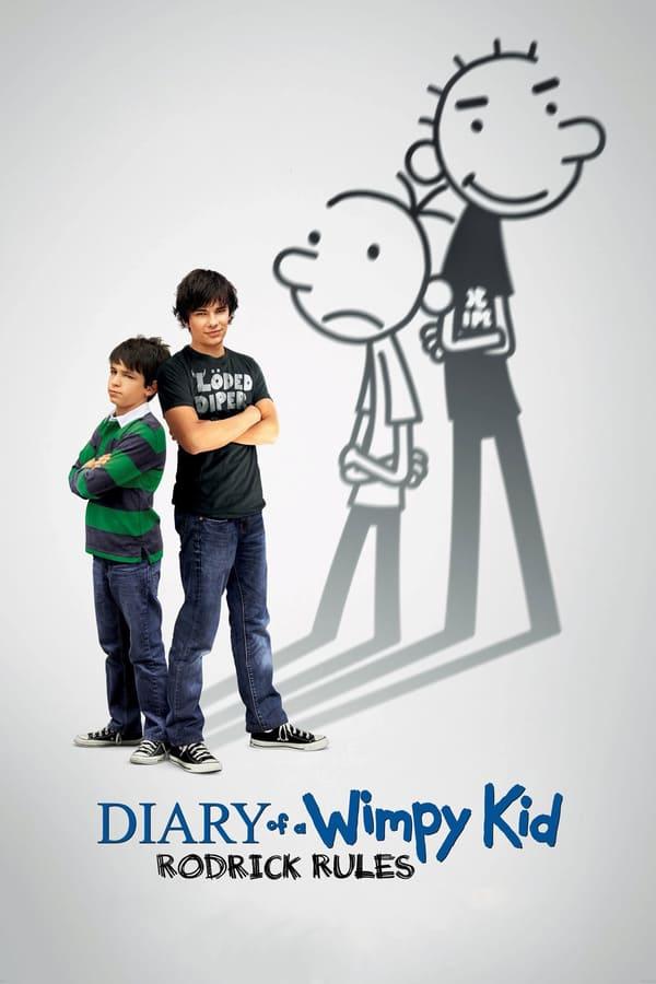 წრიპა ბიჭის დღიური 2: როდრიკის წესები / Diary of a Wimpy Kid: Rodrick Rules